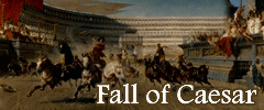 Fall of Caesar won 21<small>st</small> last week on BBOGD.