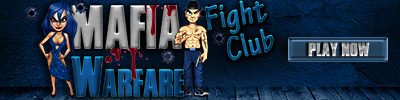 Mafia Warfare Fight Club won 34<small>th</small> last week on BBOGD.